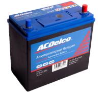 Автомобильные аккумуляторы ACDelco 45 А/ч обратная R+ EN425 А 238x129x225 19375466 Обратная полярность