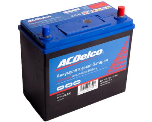 ACDelco 45 Ач EN425А