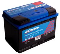 Автомобильные аккумуляторы ACDelco 66 А/ч прямая L+ EN650 А 278x175x190 19375468 Прямая полярность