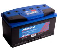 Автомобильные аккумуляторы ACDelco 95 А/ч обратная R+ EN850 А 353x175x190 19375470 Обратная полярность