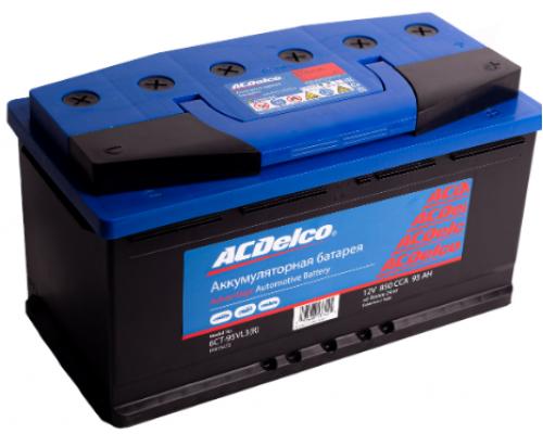 ACDelco 95Ач EN850А