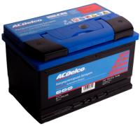 Автомобильные аккумуляторы ACDelco 74 А/ч обратная R+ EN750 А 278x175x175 19375471 Обратная полярность