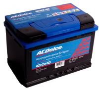 Автомобильные аккумуляторы ACDelco 66 А/ч обратная R+ EN650 А 278x175x190 19375472 Обратная полярность