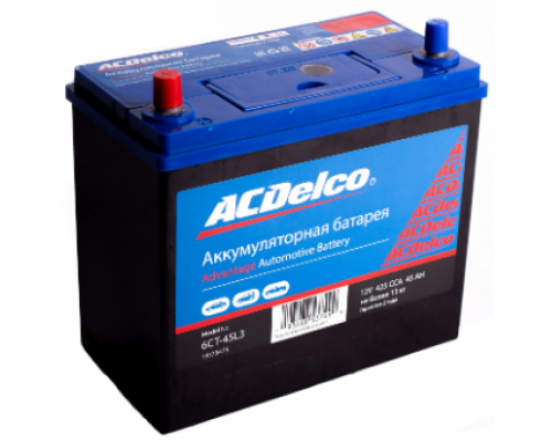 ACDelco 45Ач EN425А