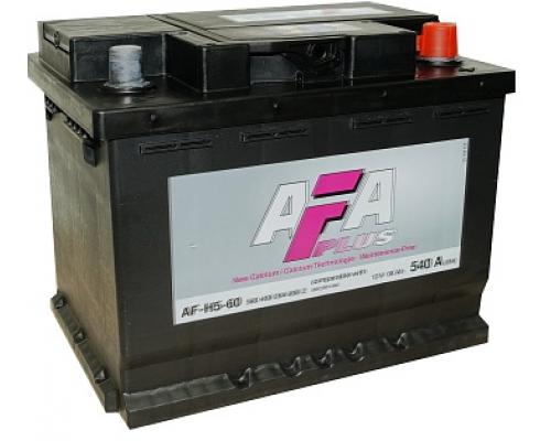 AFA 56Ач EN480А