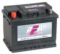 Автомобильные аккумуляторы AFA PLUS 56 А/ч 556 401 048 прямая L+ EN 480A 242x175x190 AF-H5R-56 AF-H5R-56 Прямая полярность