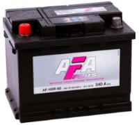 Автомобильные аккумуляторы AFA PLUS 60 А/ч 560 127 054 прямая L+ EN 540A 242x175x190 AF-H5R-60 AF-H5R-60 Прямая полярность