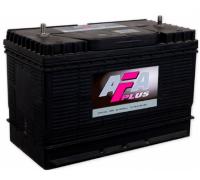 Автомобильные аккумуляторы AFA PLUS 105 А/ч 605 102 080 обратная R+ EN 800A 330x172x240 AT5N AT5N Обратная полярность