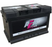 Автомобильные аккумуляторы AFA PLUS 72 А/ч 572 409 068 обратная R+ EN 680A 278x175x175 HS-N°3 HS-N3 Обратная полярность