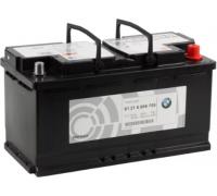 Автомобильные аккумуляторы BMW AGM 92 А/ч EN850 А 61 21 6 806 755 Обратная полярность