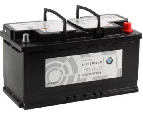 BMW 92Ач EN850А