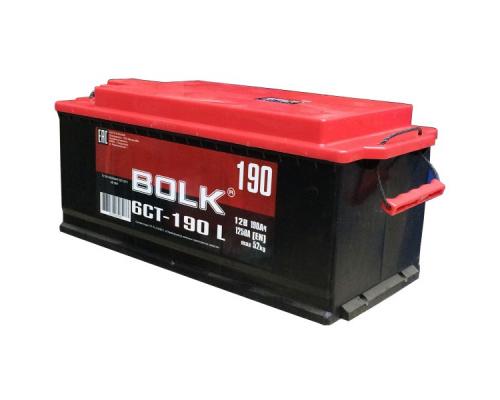 BOLK 190Ач EN1200А
