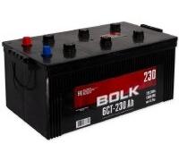 Автомобильные аккумуляторы BOLK 230.3 А/ч L+ 518x274x238 EN1350 EURO BOLK AB 2300 Прямая полярность Груз
