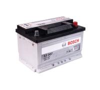 Автомобильные аккумуляторы BOSCH Silver 70 А/ч 570 144 064 обратная R+ EN 640A 278x175x175 S3 007 0 092 S30 070 Обратная полярность