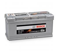 Автомобильные аккумуляторы BOSCH Silver Plus 110 А/ч 610 402 092 обратная R+ EN 920A 393x175x190 S5 015 0 092 S50 150 Обратная полярность