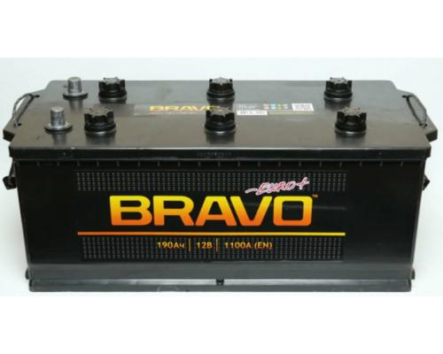 BRAVO 190Ач EN1100А