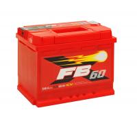 Автомобильные аккумуляторы FB 60 А/ч 242х175х190 EN600 FB 6СТ-60VL Прямая полярность