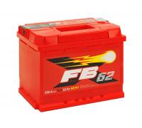 Автомобильные аккумуляторы FB 62 А/ч 242х175х190 EN550 FB 6СТ-62VL Обратная полярность