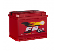 Автомобильные аккумуляторы FB 62 А/ч Обратная EN620 А 242x175x190 6СТ-62VLR Обратная полярность