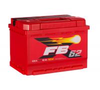 Автомобильные аккумуляторы FB 62 А/ч ОБР 242х175х175 EN620 низкий FB 6СТ-62VLR LB Обратная полярность