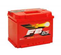 Автомобильные аккумуляторы FB 65 А/ч Прямая EN630 А 242x175x190 6СТ-65VL Прямая полярность
