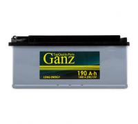 Автомобильные аккумуляторы GANZ 190.4 А/ч R+ 514х218х210 EN1300 GAT1904 под болт GANZ GAT1904 Обратная полярность Груз