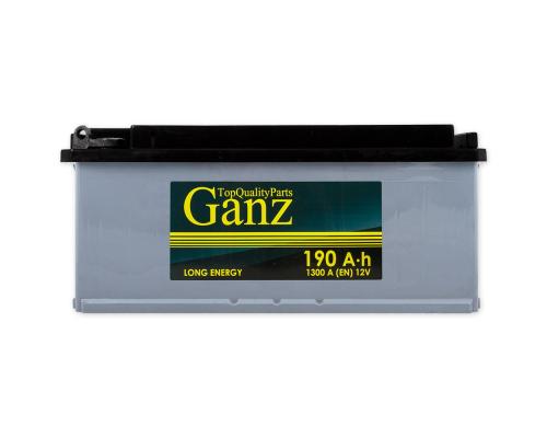 GANZ 190.4Ач EN1300А