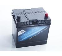 Автомобильные аккумуляторы MAZDA STANDARD 60 А/ч обратная R+ EN 450A 232x173x223 FE05-18-520 9D Обратная полярность
