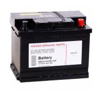 Автомобильные аккумуляторы NISSAN 60 А/ч обратная R+ EN600 А 242x175x190 KR241-60E01-EF Обратная полярность