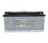 Автомобильные аккумуляторы VAG Standart 110 А/ч обратная R+ EN 520A 393x175x190 000 915 105DL Обратная полярность