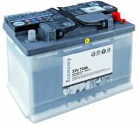 Автомобильные аккумуляторы VAG Standart 72 А/ч обратная R+ EN 350A 278x175x190 JZW 915 105A Обратная полярность
