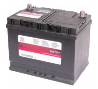 Автомобильные аккумуляторы TOYOTA 80 А/ч обратная R+ EN 630 А 28800-YZZZN Обратная полярность