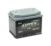 Автомобильные аккумуляторы АКТЕХ 60 А/ч обратная R+ EN 600A 242x175x190 6СТ-60.0 Обратная полярность