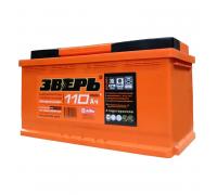 Автомобильные аккумуляторы ЗВЕРЬ 110 А/ч обратная R+ EN 950A 352x175x190 6СТ-110 LЗУ (R) 6СТ-110.0 Обратная полярность