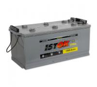 Автомобильные аккумуляторы ИСТОК 190 А/ч R+ EN1 200 А 525x240x242 6CT-190.4NB под болт Обратная полярность