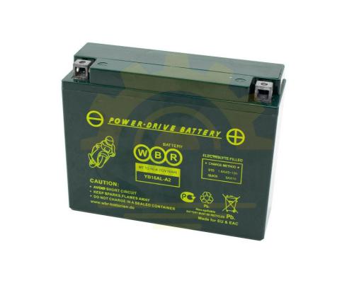 Мото аккумулятор MT12-16-А