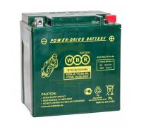 Мото аккумулятор WBR MT 12-30 HP