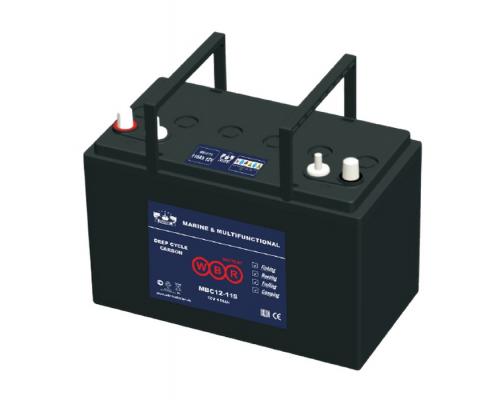 Аккумулятор для лодок WBR MBC 12-105-2
