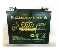 Мото аккумулятор WBR MT 12-18