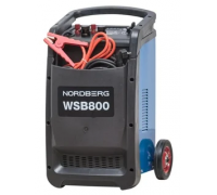 NORDBERG УСТРОЙСТВО WSB800 пускозарядное 12/24V макс ток 800A