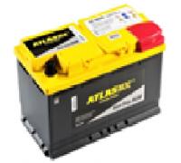 Автомобильные аккумуляторы ATLAS AGM AX 80Ач EN800А о.п. (314х174х190, B13) SA 58020 Обратная полярность Евро