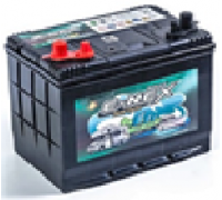 Автомобильные аккумуляторы ATLAS E-NEX 80Ач EN500А п.п. (257х172х220, B01) XDC24MF Прямая полярность Яхт
