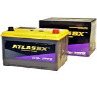 Автомобильные аккумуляторы ATLAS UHPB 85Ач EN680А о.п. (257х172х220, B01) UMF115D26L Обратная полярность Азия