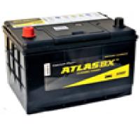 Автомобильные аккумуляторы ATLAS 80Ач EN700А п.п. (257х172х220, B01) MF95D26FR Прямая полярность Азия