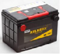 Автомобильные аккумуляторы ATLAS 80Ач EN750А п.п. (260х172х180, B01) 155RC MF78-750 бок.кл. Прямая полярность США