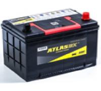Автомобильные аккумуляторы ATLAS 80Ач EN750А о.п. (260х172х200, B01) 155RC MF34R-750 Обратная полярность Азия