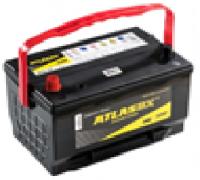Автомобильные аккумуляторы ATLAS 80Ач EN750А п.п. (296х187х191, B01) MF65-750 Прямая полярность США