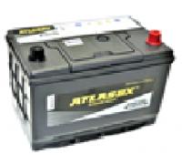 Автомобильные аккумуляторы ATLAS EFB AX 68Ач EN730А о.п. (257х172х220, B01) SE S95 / 100D26L Обратная полярность Азия