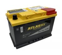 Автомобильные аккумуляторы ATLAS 70Ач EN630А о.п. (230х172х220, B01) MF95D23FL Обратная полярность Азия
