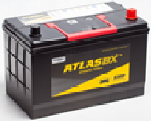 Аккумулятор ATLAS 90Ач EN750А обратная полярность